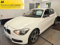 2012 BMW 1 Series 1.6 116i SPORT HATCHBACK Petrol Manual