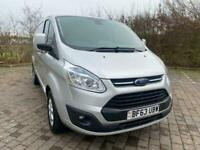 2013 Ford Transit Custom 2.2 TDCi 290 Limited L2 H1 5dr Panel Van Diesel Manual