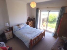Double room Southbourne sea view