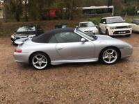 2002 Porsche 911 3.6 996 Carrera 4 Cabriolet Tiptronic S AWD 2dr