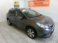 2015 Peugeot 2008 Crossover 1.4HDi (68bhp) Active **BUY FOR ONLY £48 PER WEEK**