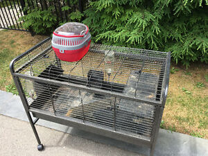 Large Cage for Small Pets - Rabbits