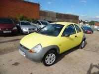 FORD KA 1.3 PETROL 3 DOOR HATCHBACK