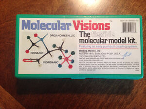 Chemistry molecular model kit