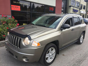 2007 Jeep Compass Sport SUV, Crossover