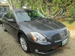 2006 Nissan Maxima 3.5 SE V6 With New Safety