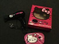 Hello Kitty Sweetheart Styling Set