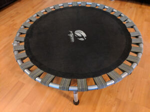 PT-Fitness Folding Mini-Trampoline