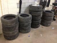 Used and new tires starting at $40.00 each   Call Skysway or ema