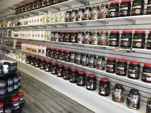 DISCOUNTS ON PROTEIN CREATINE VITAMINES PRE-WORKOUT BCAA