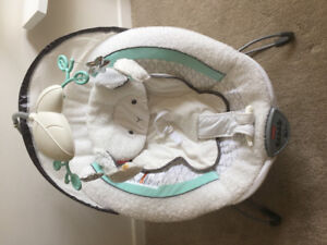 Barely used baby items for sale