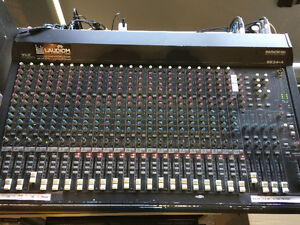 Console Mackie SR24-4