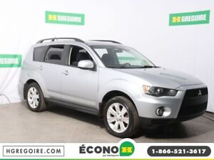 2010 Mitsubishi Outlander LS AWD A/C BLUETOOTH GR ELECT MAGS