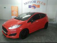 2016 FORD FIESTA ZETEC S RED EDITION HATCHBACK PETROL