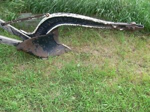 antique rare plow