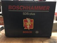 Bosch GBH24 VRE cordless SDS dril
