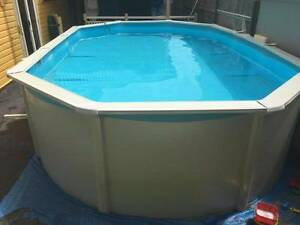 Above Ground Swimming Pool 20 ft x 12 ft x 4 ft deep Windsor Brisbane North East Preview