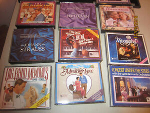 READERS DIGEST MUSIC COLLECTIONS