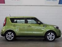 2014 KIA SOUL 1.6 CRDi Connect Plus 5dr SUV 5 Seats