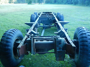Gmc 6x6 Chassis