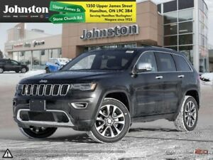 2018 Jeep Grand Cherokee Limited 4x4  - Leather Seats - $304.62