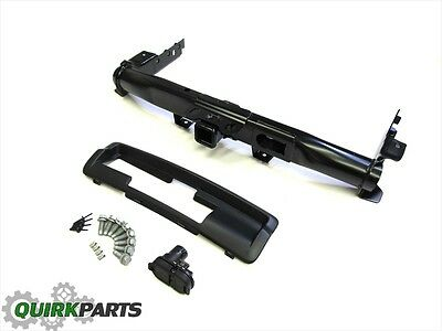 14-18 JEEP GRAND CHEROKEE TRAILER HITCH RECEIVER WITH 7 & 4 WAY PLUG NEW - Jeep Grand Cherokee Hitch Receivers