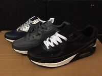 Trainers, men's shoes, wholesale, job lot, AirMax, tracksuits, market trader, stock,