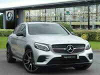 2019 Mercedes-Benz GLC-CLASS Mercedes-AMG GLC 43 4MATIC Coupe Auto Coupe Petrol