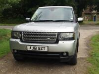 Land Rover Range Rover 4.4TD V8 auto 2012/61 Vogue SE Indus Silver 58000 mls FSH