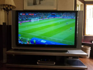 "Sony Bravia SXRD 60"" Rear Projection XBR2 TV"