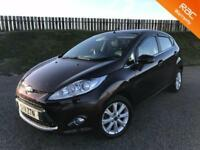 2011 FORD FIESTA ZETEC 1.4 TDCI 70PS - 32K MILES - F.S.H - 5 STAR SAFETY - 12 MONTHS WARRANTY