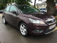 Ford Focus 1.8TDCi ( 115ps ) 2008 Zetec DIESEL COMPLETE WITH M.O.T INC WARRANTY