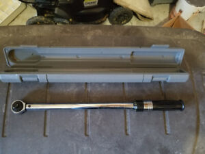 Mastercraft Torque Wrench for sale