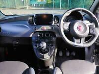 2020 Fiat 500 Fiat 500 1.0 Mild Hybrid Rock Star 3dr Hatchback Petrol Manual