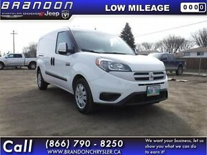 2016 Ram Promaster City SLT Cargo - Low Mileage, Heated Seats, R