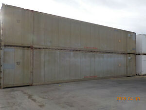 SEA CONTAINERS 53' HIGH CUBE USED