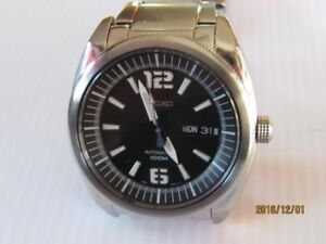 Rare Seiko BFS automatic men's watch