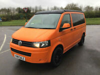 2013 Volkswagen Transporter 140BHP TDI SWB*4 BIRTH*POP TOP *CAMPER VAN*CAMPERVAN