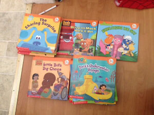 Selling learning books for ages 2-5