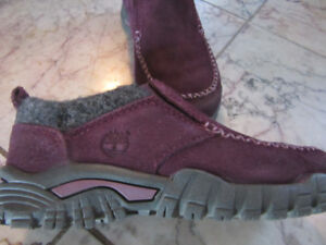 Timberland unisex shoes for kids size 12