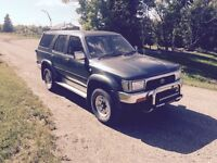 1991 Hilux Surf RHD Diesel  must sell