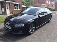 Audi A5 s-line Quattro 60plate 25k full history