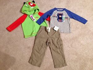 18 month Brand New Boy Clothes - Tags Attached!