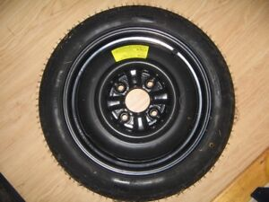 Brand New Spare Tire T125/70/15