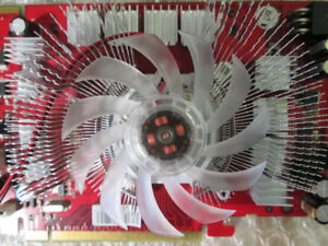 AMD ATI RADEON HD3870 PALIT 512MB ( LIKE NEW CONDITION! )