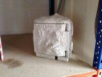 Garden Concealed electric plug socket