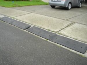 5 CURB RAMPS TO SAVE YOUR CAR