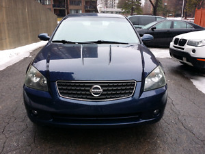 2006 Nissan Altima Special edition, low milleage!!