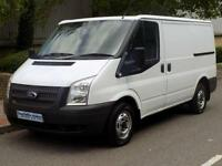 2013 62 FORD TRANSIT 260 SWB LOW ROOF 2.2 FWD 125 BHP 6 SPEED EURO 5