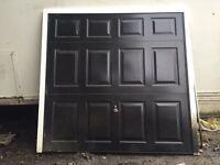 Garage door for sale like new £150